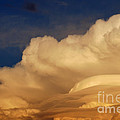 Thunderhead At Sunset by Thomas R Fletcher