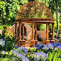Tuscan Garden by Lynn Bauer