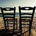 Two Chairs by Joana Kruse