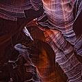 Upper Antelope Canyon, Arizona by Robert Postma