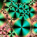 Vitamin B1 Crystal by Michael W Davidson