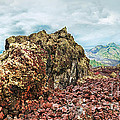 Volcano Batur by MotHaiBaPhoto Prints