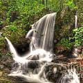 Water Fall by Mats Silvan
