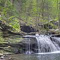 Waterfall by David Troxel