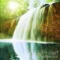 Waterfall Pool by MotHaiBaPhoto Prints