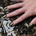 Woman Hand In Water by Oleksiy Maksymenko