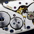 Wrist Watch Interior by Pasieka