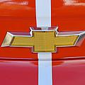 2011 Chevrolet Camaro Hood Emblem by Jill Reger