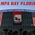 2012 Gop Convention Site by David Lee Thompson