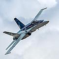 2012 Rcaf Hornet Demo by Bill Lindsay