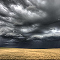 Storm Clouds Saskatchewan by Mark Duffy