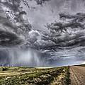 Storm Clouds Saskatchewan by Mark Duffy