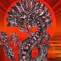 288 Rising Sun Krytose by Scott Bishop