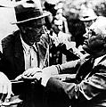 Franklin D. Roosevelt by Granger