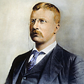 Theodore Roosevelt by Granger