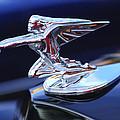 1935 Packard Hood Ornament by Jill Reger