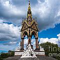 Albert Memorial by Andrew  Michael