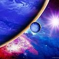 Alien Planet by Detlev Van Ravenswaay
