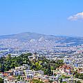 Athens Greece by Theodore Jones