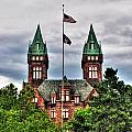 Buffalo Psychiatric Center by Michael Frank Jr