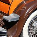 Classic Antique Car- Detail by Dora Sofia Caputo Photographic Design and Fine Art