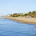 Costa Del Sol In Spain by Artur Bogacki