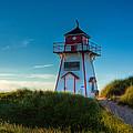 Cove Head Lighthouse by Matt Dobson