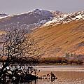 Derwent Water - Lake District. by Trevor Kersley