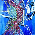 Dinka Angel Bride - South Sudan by Gloria Ssali