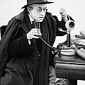 Film Still: Telephones by Granger