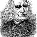 Franz Liszt (1811-1886) by Granger