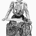 Gibson Girl, 1899 by Granger