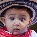 Hispanic Columbus Day Parade Nyc 11 9 11 by Robert Ullmann