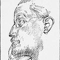 James Joyce (1882-1941) by Granger