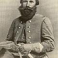 Jeb Stuart, Confederate General by Photo Researchers