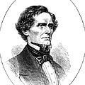 Jefferson Davis (1808-1889) by Granger