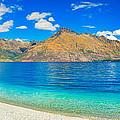 Lake Wakatipu by MotHaiBaPhoto Prints