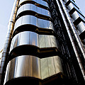 Lloyds Building Central London  by David Pyatt