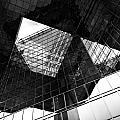 London Southbank Abstract by David Pyatt