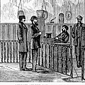Ludlow Street Jail, 1868 by Granger