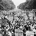 March On Washington. 1963 by Granger