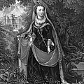 Mary Queen Of Scots by Photo Researchers