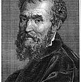 Michelangelo (1475-1564) by Granger