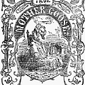 Mother Goose, 1833 by Granger
