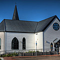 Norwegian Church Cardiff Bay by Steve Purnell