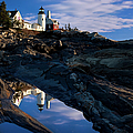 Pemaquid Point Lighthouse by Brian Jannsen