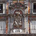 Plaza Mayor by David Pringle