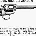 Revolver, 19th Century by Granger