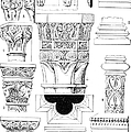 Romanesque Ornament by Granger