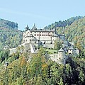 Schloss Hohenwerfen Werfen Austria  by Joseph Hendrix
